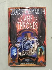A Game Of Thrones A Song Of Fire & Ice Book 1 George R.R Martin Hardback 1996