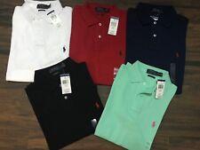 NWT Polo Ralph Lauren Mesh Custom Fit Shirt