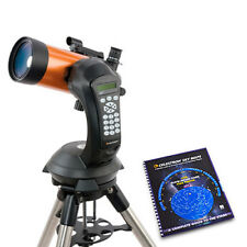 Celestron 11049 NexStar 4 SE Telescope with Skymaps