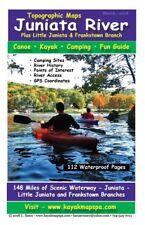 Juniata River Pa Kayak / Canoe Guidebook