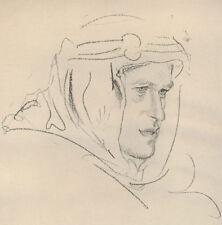 T. E. Lawrence of Arabia Kennington 1st Ed. Revolt in the Desert + Extra Illus.