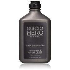 Eufora Hero For Men Black Clay Shampoo 10.1 oz