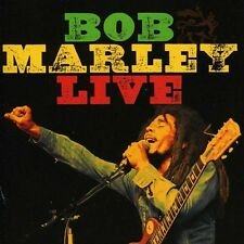 Bob Marley - Bob Marley Live [New CD]