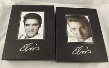 More details for 2 x elvis presley signature gift boxes by deagostini collectable memorabillia