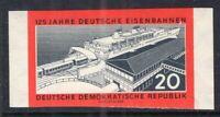 DDR #Mi805B MNH Imperf CV€7.00 1960 Ferry Sassnitz Railways [530]