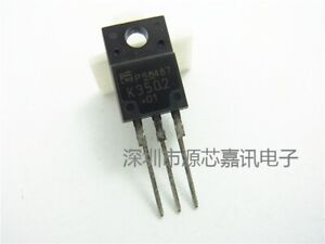 K3502 TO-220F 12A600V MOS 2SK3502