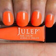 NEW! Julep nail polish MARISKA 0.27 Fl. Oz. Juicy tangerine shimmer