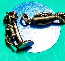 Bracelet G35 Phones Sterling Silver Vintage Charm