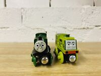 Whiff & Scuff - Thomas The Tank Engine & Friends Wooden Railway Trains