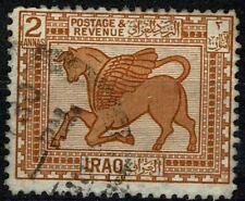 Stamps Iraq 1923 2 anna