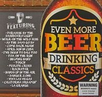 Even More Beer Drinking Classics - Various Artist [New & Sealed] 2 CDs