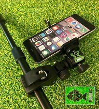 FiSH i Clampz Phone Holder. Universal. Many Options. Carp Fishing Self Take Kit.