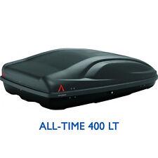 BOX PORTAPACCHI AUTO G3 ALL-TIME 400 LITRI SPEDIZIONE GRATIS BAULE DA VIAGGIO