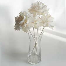 """5 Dahlia 3"""" Sola Flower Reed Diffuser for Home Fragrance by Plawanature"""