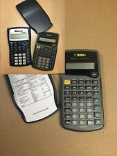 Lot of 3 Texas Instruments Ti-30xA Calculator Ti-30Xiis
