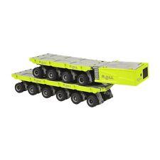 """NZG Art.5406 Scheuerle SPMT Set """"Roll"""" Modultransporter  1:50"""