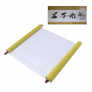 Reusable Chinese Magic Cloth Water Paper Calligraphy Fabric Book Notebook 1.5m