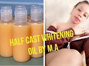 Super Strong Half Cast Whitening Oil - 60ml