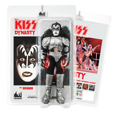 KISS 8 Inch Mego Style Action Figures Series Eight Dynasty: The Demon