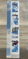 1999 Scott 3321-24 Extreme Sports STRIP of 4 stamps 33c