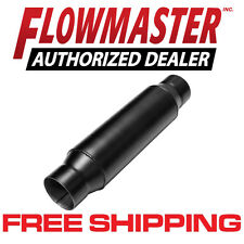 """Flowmaster 15430 Outlaw Series Race Muffler 3"""" Inlet/ 3"""" Outlet 17"""" Long"""