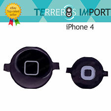 Boton Home Negro para iPhone 4
