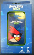 Angry Birds Space Pájaro Rojo Funda Dura Para Apple iPhone 4/4s