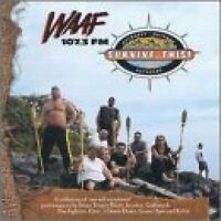 WAAF 107.3 FM Survive this Godsmack, Stone Temple Pilots, Fliter, Guano A.. [CD]