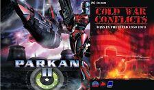 Parkan 2 & guerra fría los conflictos Nuevo Y Sellado