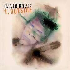 David Bowie - 1. Outside NEW CD