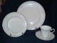 Royal Doulton, CARNATION,  Dinner Plate, Salad Plate and Cup & Saucer