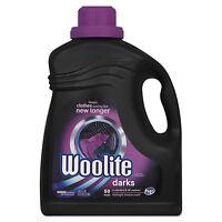 Woolite Extra Dark Care Laundry Detergent 100 oz Bottle 83768