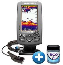 Lowrance Hook 4x con trasduttore DownScan + Antivegetativa Eco OMAGGIO #62130210