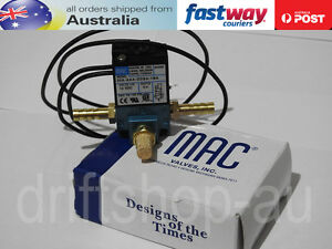10x MAC 3 Port Electronic Boost Controller Solenoid Valve Wastegate Turbo Twin