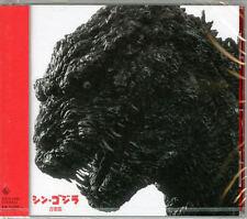OST-GODZILLA RESURGENCE (SHIN GODZILLA)-JAPAN CD G88