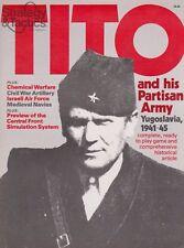 Strategy & Tactics No 81 Jul/Aug 1981 (TITO & Yugoslavia WWII, Chemical Warfare)