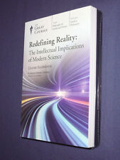 Teaching Co Great Courses CDs      REDEFINING REALITY  Intellectual Implications