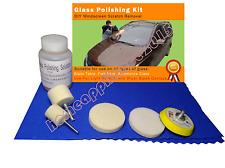 Windscreen Scratch Removal / Glass Polishing Kit ,70ml solution