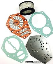 SPEEDAIRE TF007000AJ 3Z492 VALVE PLATE ASSEMBLY GASKET REBUILD COMPRESSOR PARTS