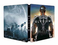 Elysium (steelbook) (blu-ray) Sony Pictures