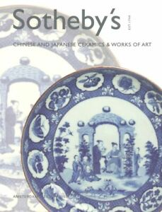 Sotheby's Amsterdam Chinese and Japanese Ceramics & Works of Art 2003 HB