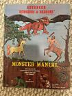 Dungeons & Dragons Monster Manual TRUE 1ST PRINTING! RARE ERRATA PAGE AD&D Gygax