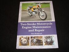 TWO-STROKE MOTORCYCLE ENGINE MAINTENANCE & REPAIR BOOTHROYD 2016 1st Ed H/B NEW