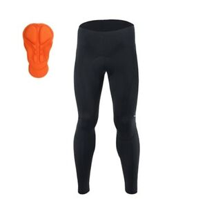 Men's 3D Padded Cycling Compression Bike MTB Cycling Pants Breathable Quick Dry