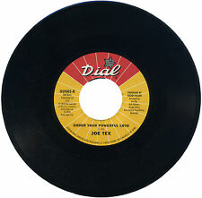 """JOE TEX  """"UNDER YOUR POWERFUL LOVE - WITH STRINGS"""""""