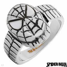 SPIDERMAN Ring Beautifully Made in Metallic Base metal