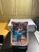 2020 DONRUSS OPTIC ELITE SERIES ROOKIES INSERT JOE BURROW RC | BENGALS #ESR-JB