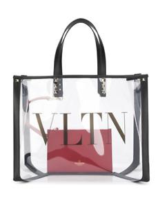 VLTN Valentino PVC tote bag Small