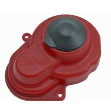 RPM Traxxas Slash Rustler Sealed Transmission Gear Cover (Red) RPM80529