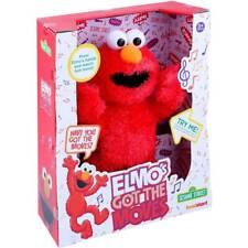 Sesame Street Elmo Got The Moves Plush Children Kids Toy ***Brand New in Box